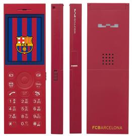 9(nine)FCバルセロナモデル
