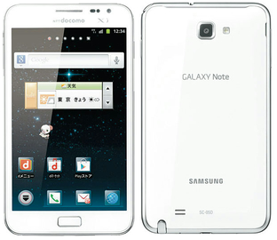 GALAXY Note[Android_2.3]