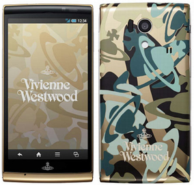 SH-01E Vivienne Westwood[Android_4.1]