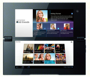 Sony Tablet P[Android_4.0]