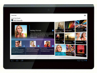 Sony Tablet S[Android_3.2]