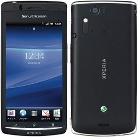 Xperia acro(SO-02C)