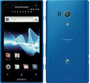 Xperia acro HD(SO-03D)[Android_4.0]