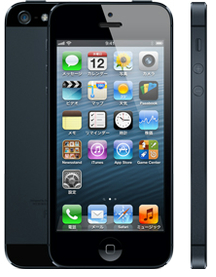 iPhone 5(SoftBank)