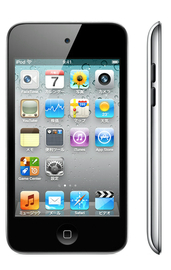 iPod touch(4th)